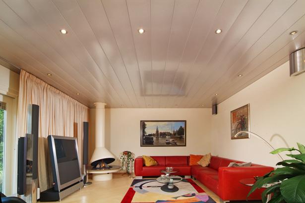 Lamellen Plafond Badkamer : Aluminium plafond van iersel af timmerwerken ittervoort
